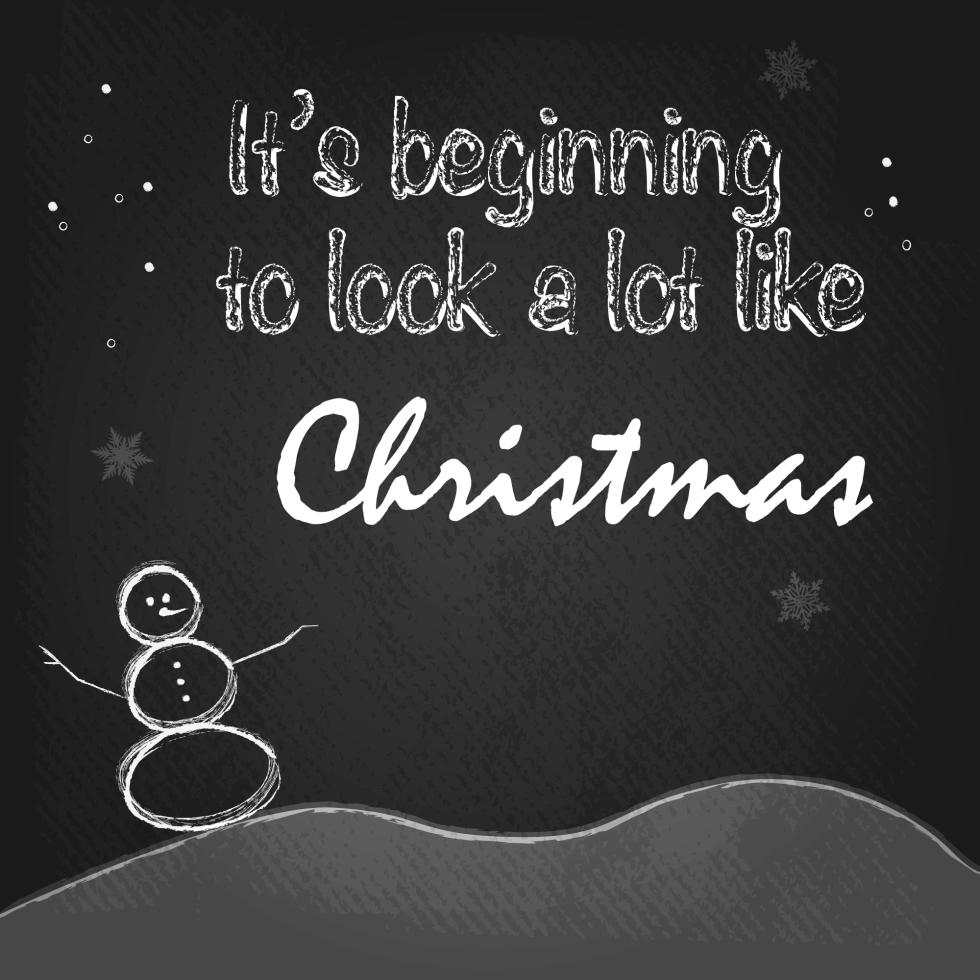 Its Beginning To Look A Lot Like Christmas Lyrics.Lyrics Renee Klahr